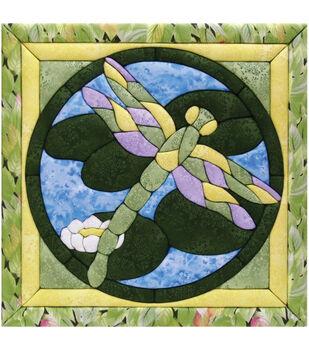 "Dragonfly Quilt Magic Kit-12""X12"""