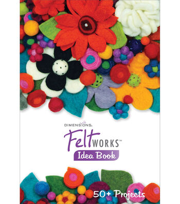 Feltworks Felt Idea Booklet