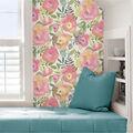 Wallpops Peel & Stick Wallpaper-Peachy Keen Pink