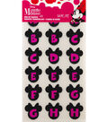 Wrights Disney Minnie Mouse 54 pk Alphabet Iron-On Transfers