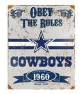 Dallas Cowboys Vintage Sign