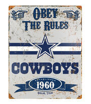 Dallas Cowboys Vintage Sign, , hi-res