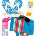 Jolee\u0027s Boutique Dimensional Embellishments-Beach Accessories