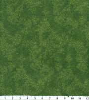 "Keepsake Calico Cotton Fabric 44""-Green Tonal Vine Leaf, , hi-res"
