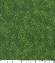 Keepsake Calico Cotton Fabric -Green Tonal Vine Leaf, , hi-res