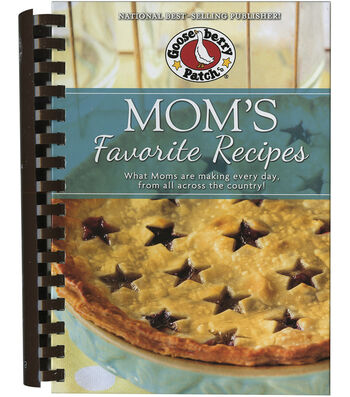 Mom's Favorite Recipes Foodcrafting Book
