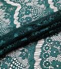 Casa Collection Eyelash Lace Fabric 56\u0022