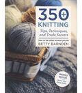 St. Martin\u0027s Books-350+ Knitting Tips