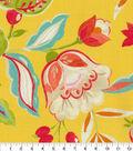 Waverly Sun N Shade Fabric 9\u0022x9\u0022 Swatch-Modern Poetic Sunshine