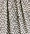 Home Essentials Lightweight Decor Fabric 45\u0022-Quaver Grey