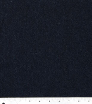 Sew Classics Bottom Weight Stretch Denim Fabric -Dark Wash