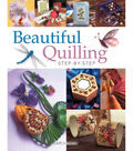 Search Press Books-Beautiful Quilling Step-By-Step