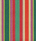 Williamsburg Multi-Purpose Decor Fabric-Palace Kilim/Bejeweled