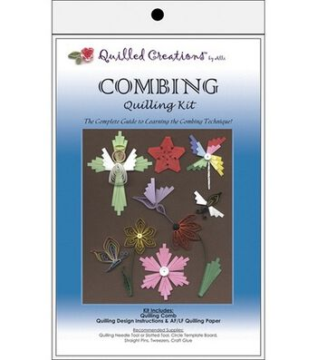 Quilled Creations Combing Quilling Kit