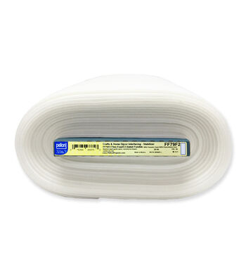 "Pellon FF79F2 Flex-Foam 2-Sided Fusible Interfacing, 20"" x 10 yard board"
