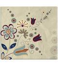 MBI Designs Scrapbooks 12\u0022X12\u0022-Folk Floral