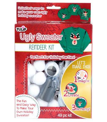 Tulip Ugly Sweater Reindeer Kit