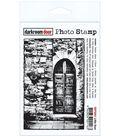 Darkroom Door Cling Stamp 4.5\u0022X3\u0022-Little Door