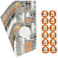 Wilton Maker\u0027s Halloween Paper Treat Bags-Halloween Icon