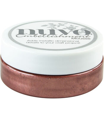 Nuvo 2.2 oz. Embellishment Mousse-Burnished Bronze
