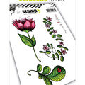 Carabelle Studio Cling Stamp A6 By La Rafistolerie-Nature