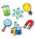 Science Lab Designer Cut Outs 36/pk, Set Of 4 Packs