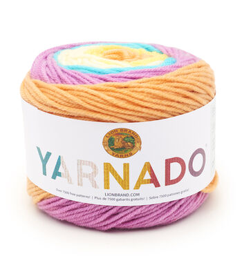 Lion Brand Yarnado Yarn