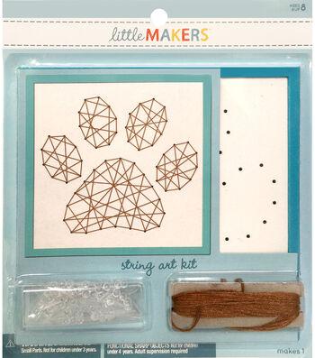 Little Makers String Art Kit-Paw
