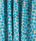 Genevieve Gorder Outdoor Fabric-Puff Dotty Turquoise