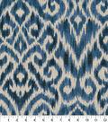 Williamsburg Multi-Purpose Decor Fabric 54\u0027\u0027-Ink Thompson Ikat