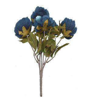 Blooming Autumn 19'' Peony Bush-Blue