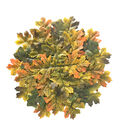Blooming Autumn Oak Leaves Placemat