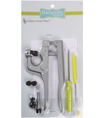 Babyville Snap Pliers