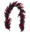 Blooming Holiday 66\u0027\u0027 Berry Clusters Garland