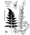 Vintage Artistry Stamp Set 4\u0022X6\u0022