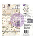 Prima Marketing Spring Farmhouse 30-sheet Double-sided Paper Pad