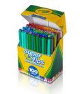 Crayola 100 pk Super Tips Washable Markers