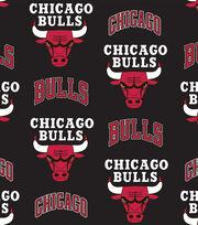 "Chicago Bulls Fleece Fabric 58""-Tossed  0841ce20b3"