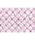 Keepsake Calico Cotton Fabric -Floral Bird