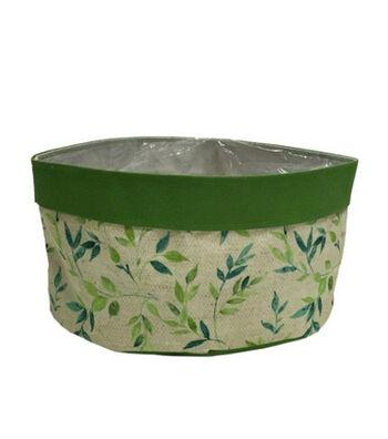 Hello Spring Gardening 5 Gallon Grow Bag-Green Fern
