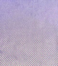 Glitterbug Foil Fabric 59\u0022-Lavender