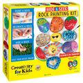 Creativity for Kids Hide & Seek Rock Painting Kit