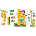 Giraffe Growth Chart Bulletin Board Set