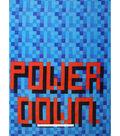 No Sew Fleece Throw 48\u0022-Power Down