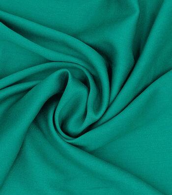 "Silky Stretch Rayon Fabric 54""-Pepper Green"