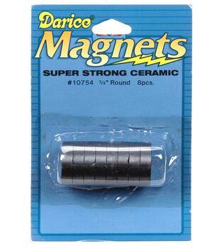 Super Strong Ceramic Magnet