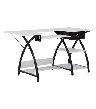 Sewing Tables Cabinets Chairs Sewing Furniture JOANN - Custom table pads 69 usd