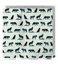 Heidi Swapp Wolf Pack Double Sided Cardstock-Wolves & Diamonds