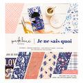 Park Lane Paperie 34 pk Printed Cardstock Collection Pad-Je Ne Sais Quoi