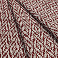 Solarium Outdoor Fabric-Olefin Diamond Rust